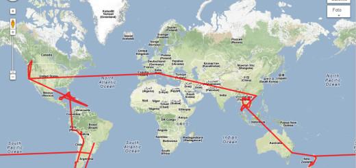 Flip Through The World : il giro del in 239 giorni!