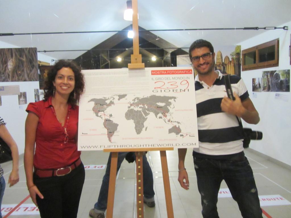 Mostra fotografica virtuale: Il giro del mondo in 239...clic