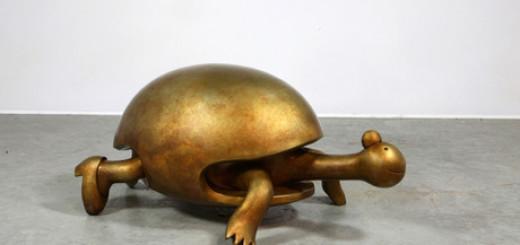 Tom Otterness: Animal Spirits (http://www.marlboroughgallery.com/exhibitions/tom-otterness)